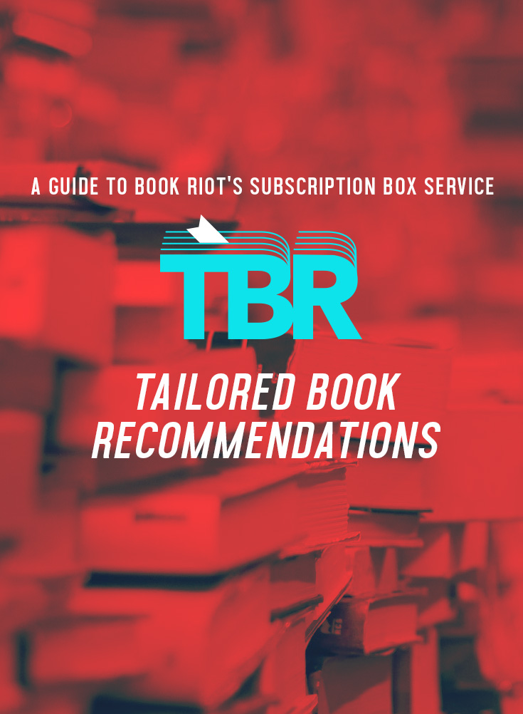 guide to Book Riot's TBR service