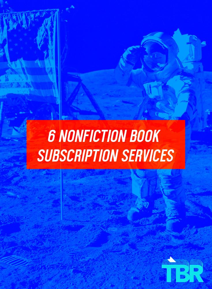 nonfiction book subscription services