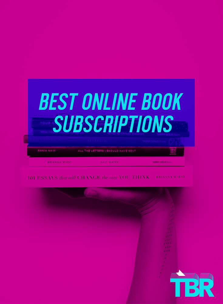 online book subscriptions