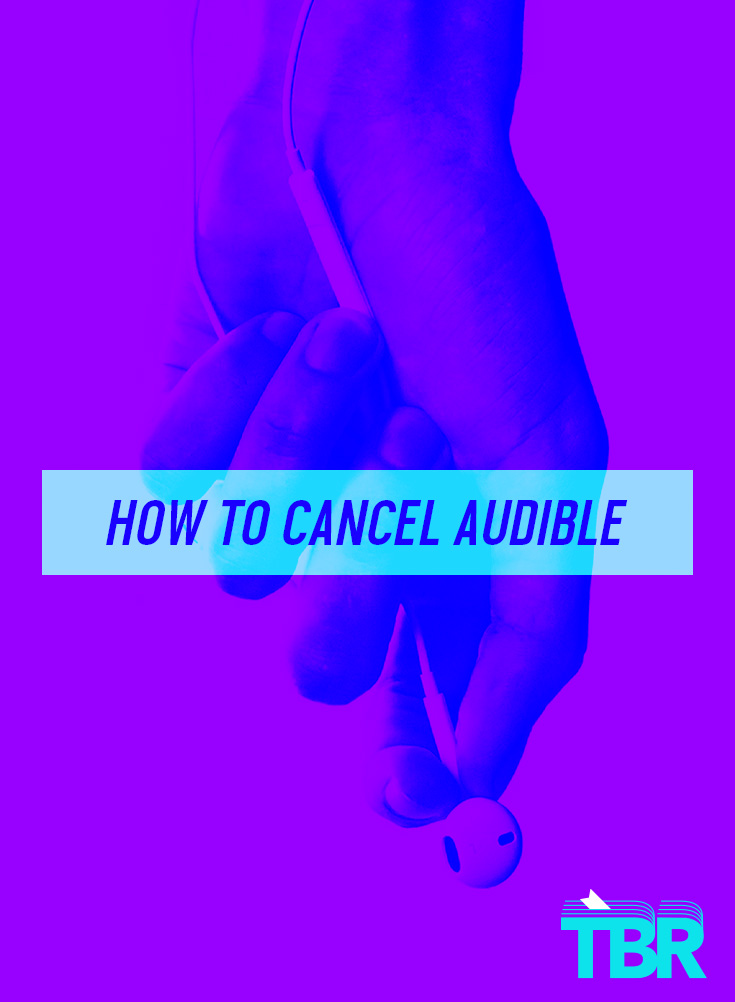 how to cancel audible