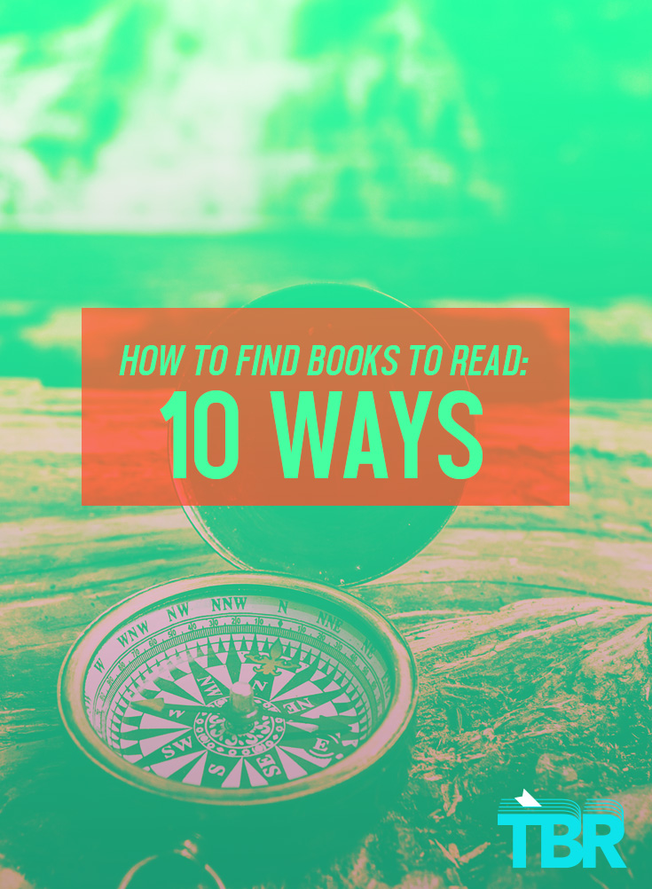 how to find books to read