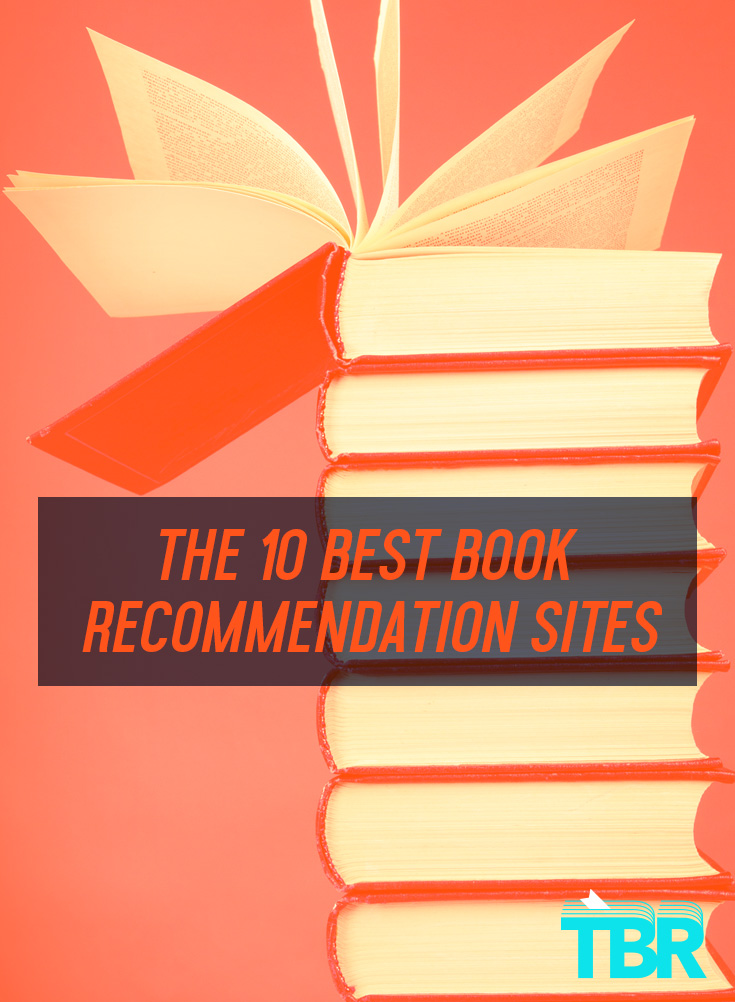 10 best book recommendation sites
