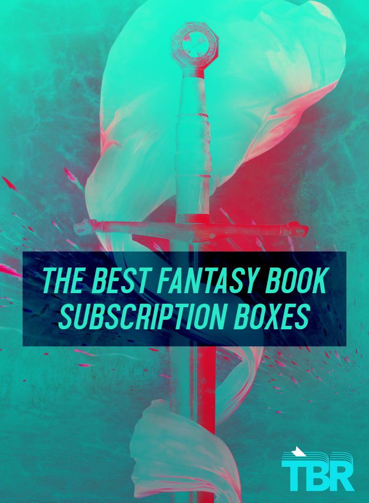 The Best Fantasy Book Subscription Boxes