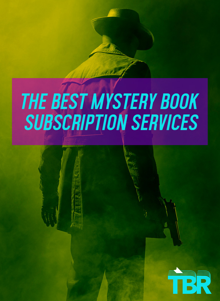 mystery book subscription services
