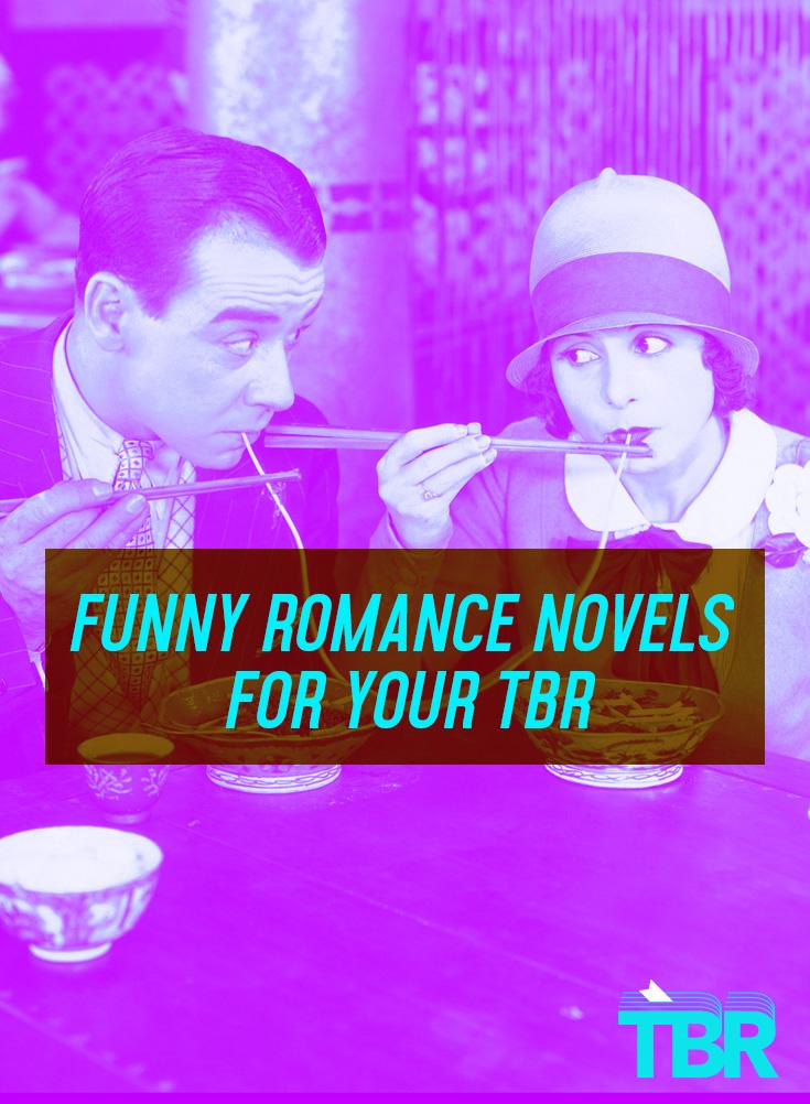 funny romance novels