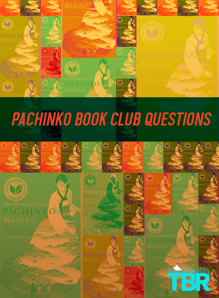 Pachinko book club questions
